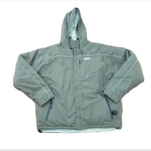 Marker Mens Green Extra Large Jacket in excellent